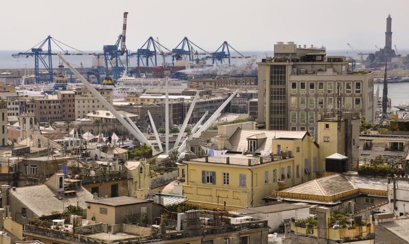 Locali commerciali a Genova