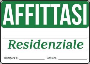 Affittasi Immobili residenziali